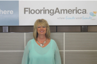 Ginger Fulmer Sales Associate for Carol's Carpet Flooring America